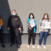 Kudirkos Naumiesčio skyriaus mokiniai dalyvavo džiudžitso imtynių technikos demonstravimo varžybose