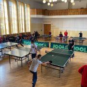 Atviras stalo teniso turnyras Vilkaviškio skyriuje