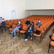 Sulaukėme svečių iš Biržų technologijų ir verslo mokymo centro
